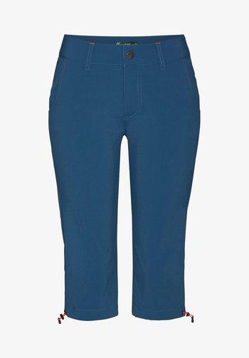 SOPHIA - Outdoor trousers - jeans blue