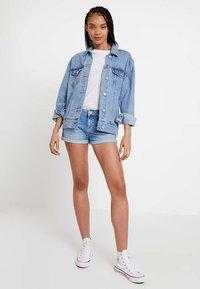Tommy Jeans - CLASSIC - Denim shorts - utah - 1