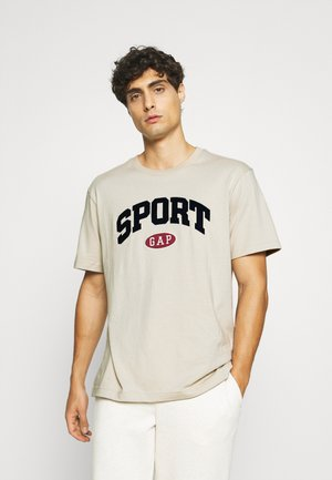 SPORT  - T-shirts print - moonstone