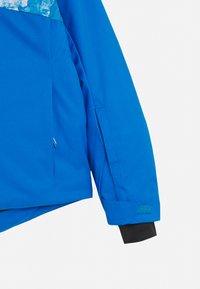 Kjus - GIRLS MILA JACKET - Snowboardová bunda - blue/pink - 3