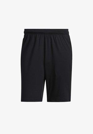 TOKYO BADGE OF SPORT SHORTS - Sports shorts - black