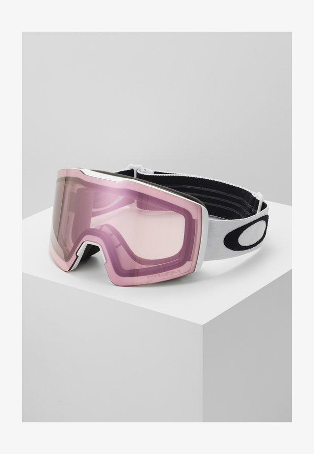 FALL LINE XM - Ski goggles - white/light pink