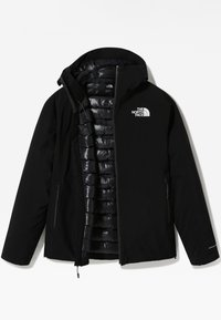 The North Face - M FL ACTIVE TRAIL WINTER DOWN JACKET - Gewatteerde jas - tnf black - 3