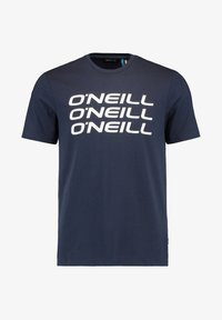 O'Neill - TRIPLE STACK - T-shirt print - ink blue - 0