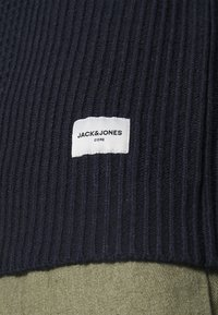 Jack & Jones - JCOSTRONGER CREW NECK - Maglione - navy blazer - 5