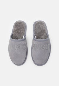 HUGO - COZY - Pantuflas - grey - 3