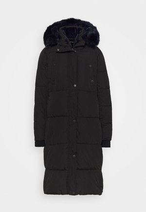PADDED SVETA - Winter coat - black
