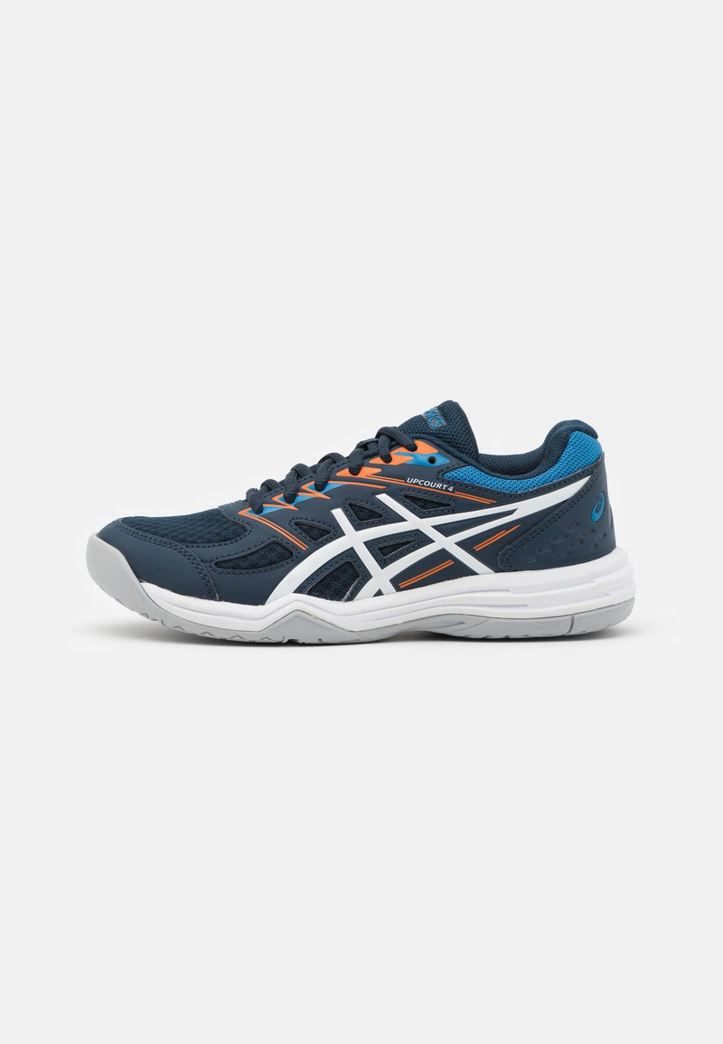 ASICS - UPCOURT GS UNISEX - Handball shoes - french blue/white