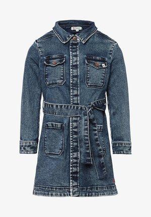 Denim dress - vintage blue