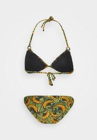 O'Neill - SET - Bikini - yellow/green - 1