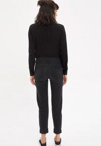 DeFacto - Straight leg jeans - anthracite - 2