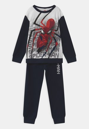 SPIDERMAN - Pyjama - white/blue
