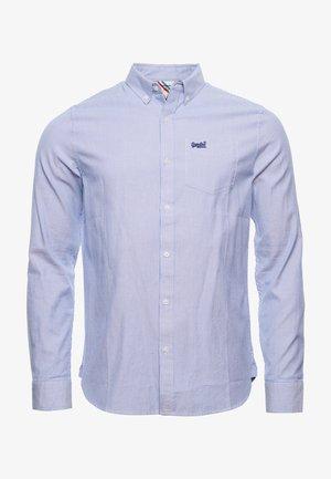 CLASSIC UNIVERSITY OXFORD - Shirt - ticking stripe blue