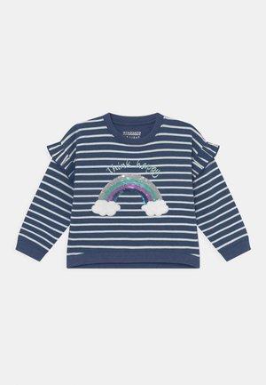 Sweater - indigo melange