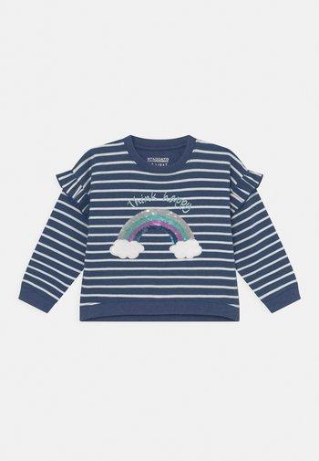 Sweatshirt - indigo melange