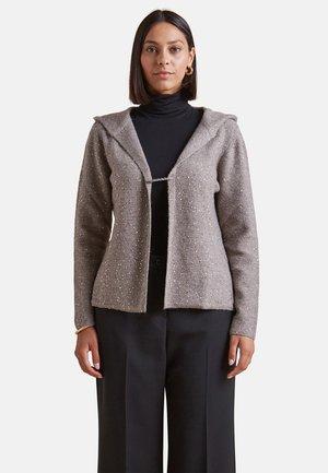 Cardigan - grigio