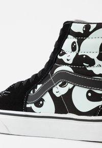 Vans - SK8 - Sneaker high - black/true white - 6