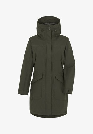AGNES  - Parka - forest green