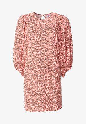 ELLORA - Korte jurk - red