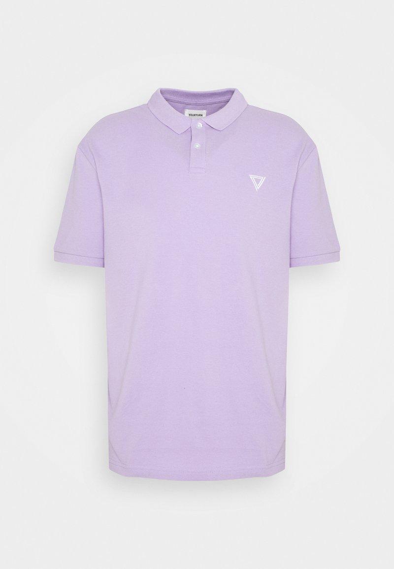 YOURTURN - UNISEX - Poloshirt - lilac