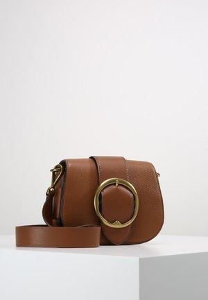 Across body bag - saddle