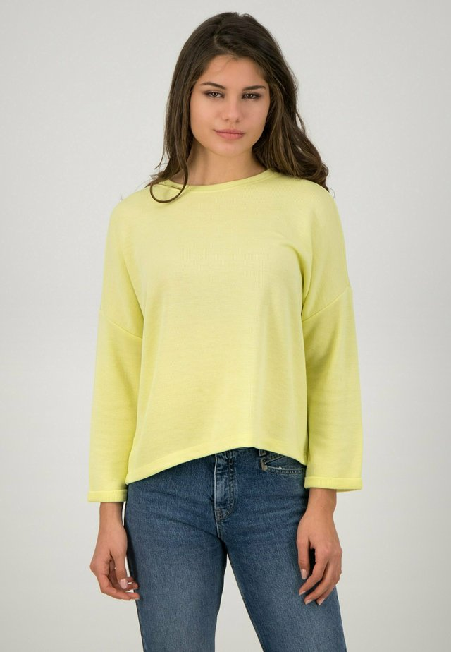 SOFT  - Blouse - citron