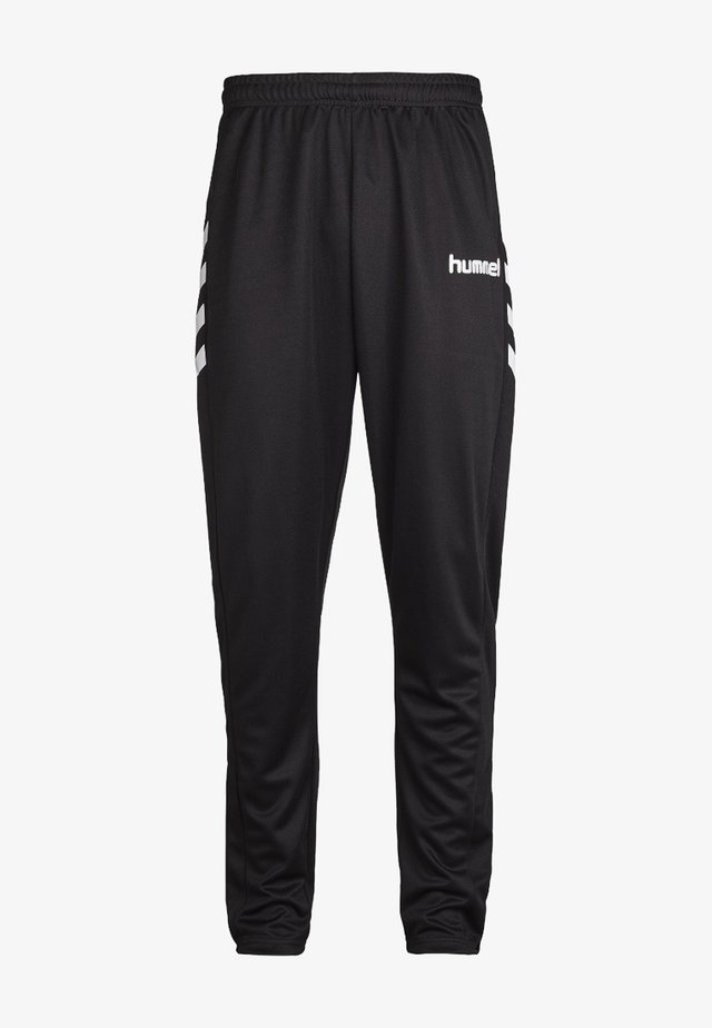 CORE POLY  - Træningsbukser - black