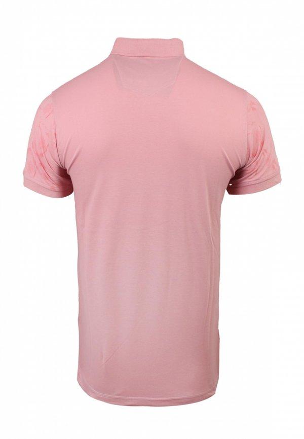 Gabbiano Koszulka polo - pink/rÓżowy Odzież Męska DWIE