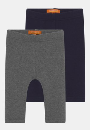 THERMO 2 PACK UNISEX - Trousers - dark blue
