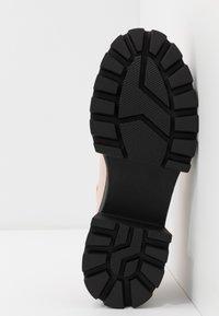 Koi Footwear - VEGAN SHIN - Zapatos de plataforma - light pink - 6