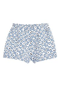 Next - BLUE/WHITE 3 PACK SHORTS (3MTHS-7YRS) - Shorts - blue - 4