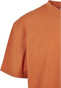 Urban Classics - T-shirt - bas - rustred - 7