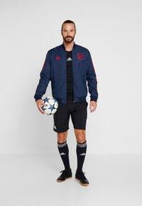 adidas Performance - ARSENAL LONDON FC - Trainingsjacke - collegiate navy/scarlet - 1