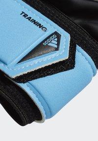 adidas Performance - PREDATOR TRAINING GOALKEEPER GLOVES - Fingerhandschuh - blue - 3