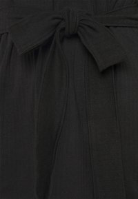 Missguided - TIE WAIT SET - Leggings - Trousers - black - 5