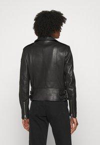 Belstaff - NEW MARVINGT JACKET - Leren jas - black - 2