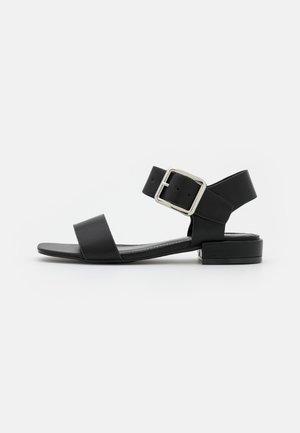 CALLUM - Sandály - black
