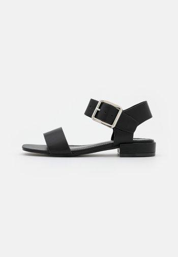 CALLUM - Sandals - black