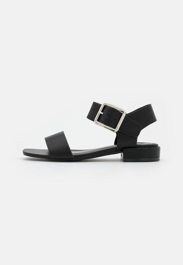 CALLUM - Sandales - black