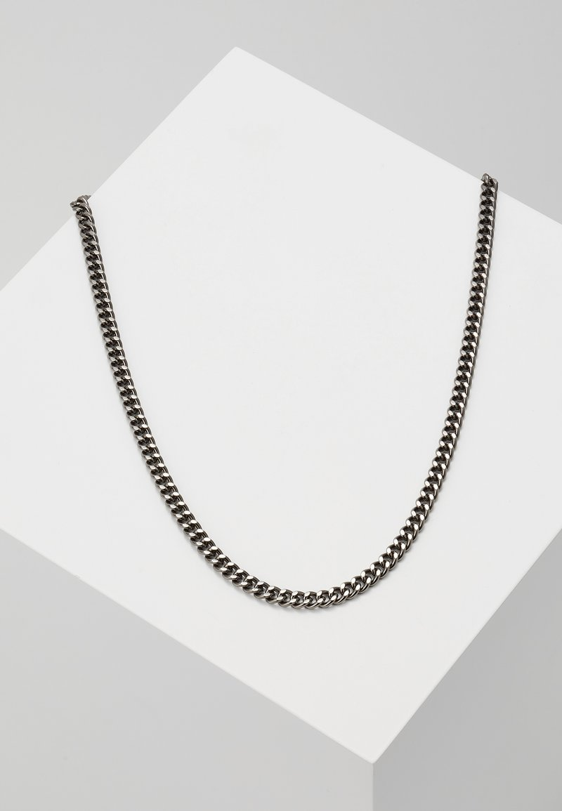 Icon Brand - Necklace - gunmetal