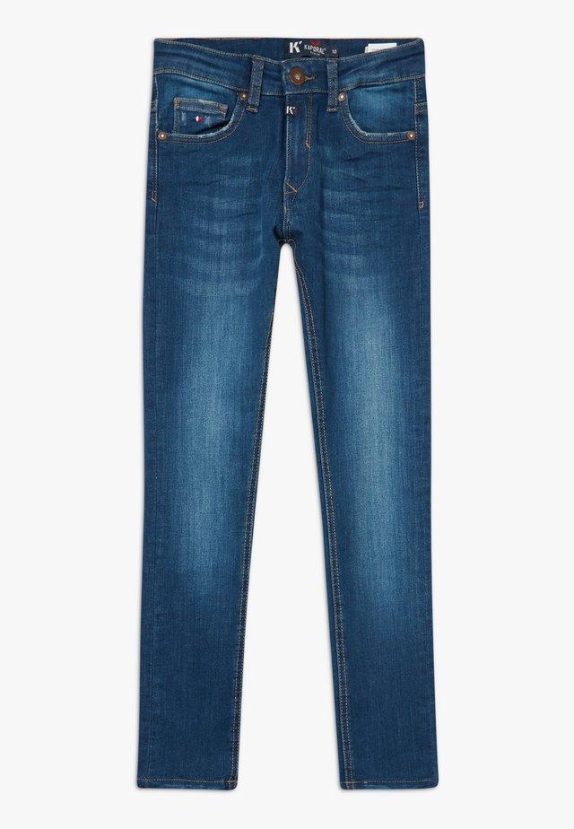 VOZE JAPP - Jeans Skinny - dark blue