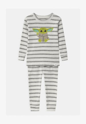 TODDLER BOY STAR WARS MANDALORIAN CHILD - Pyjama - snowflake milk