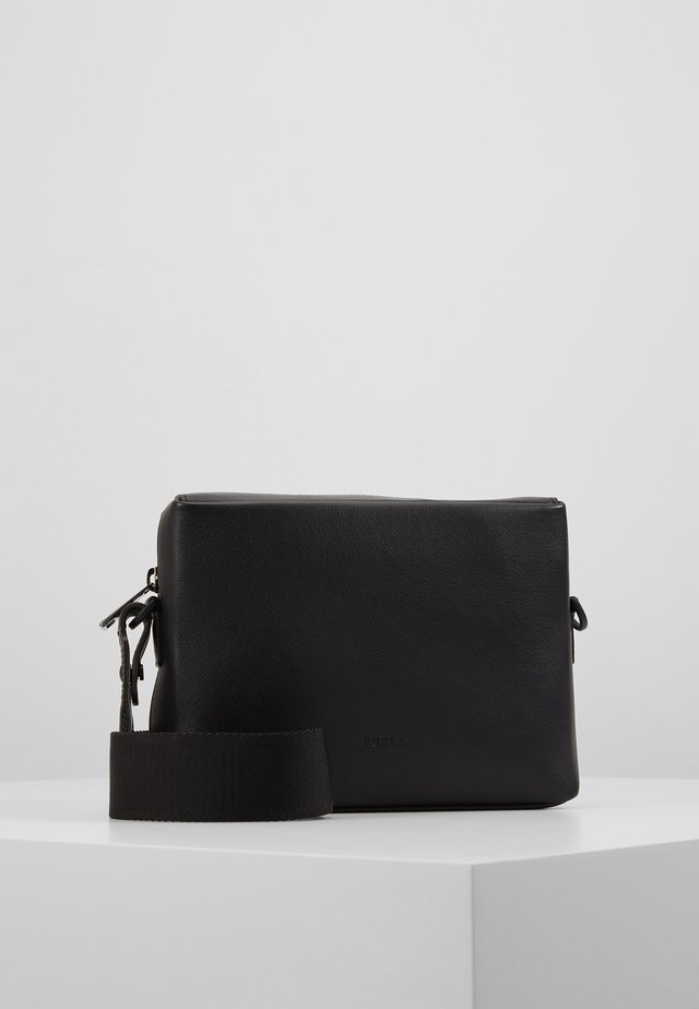 MERCURIO CROSSBODY - Sac bandoulière - black