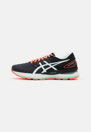 GEL-NIMBUS 22 - Scarpe running neutre - black/bio mint