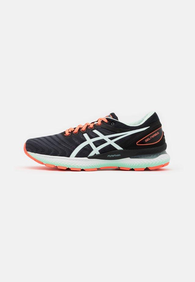 GEL-NIMBUS 22 - Neutrální běžecké boty - black/bio mint