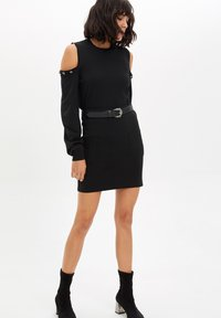DeFacto - Mini skirt - black - 1
