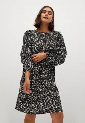 FLOR - Day dress - black