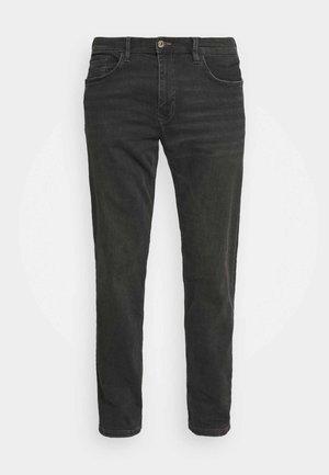 Straight leg jeans - black dark wash