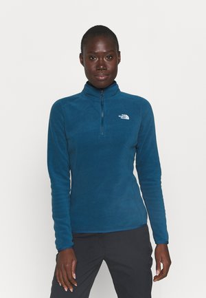 GLACIER ZIP MONTEREY - Fleece jumper - monterey blue