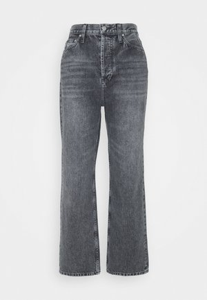 DAD JEAN - Jeans Relaxed Fit - washed black dart